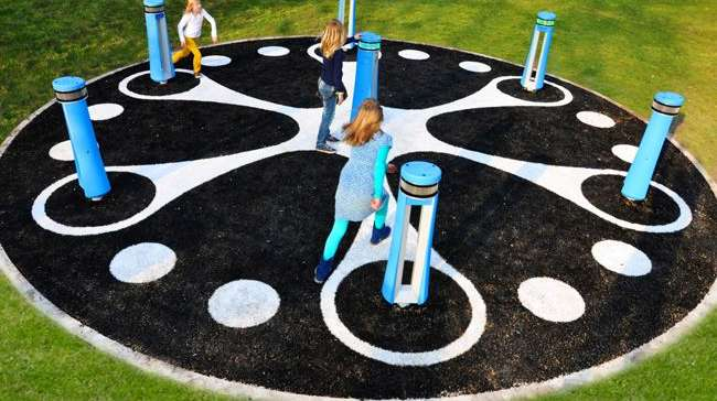 Yalp to Present Memo Playground Equipment in Field Lab Delft