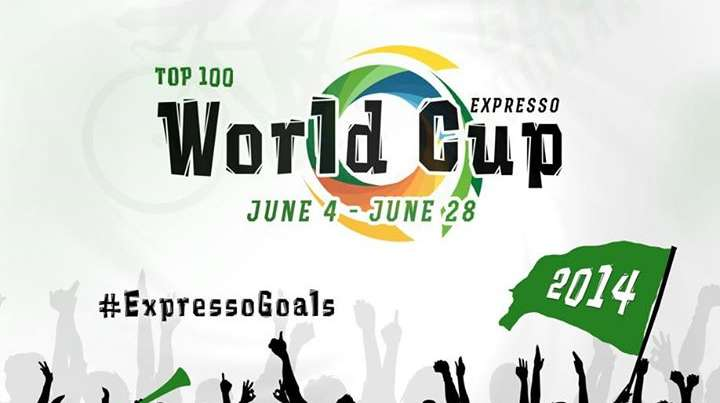 Expresso World Cup: Top 100