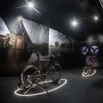 CycleOps Featured at Designblok 2014