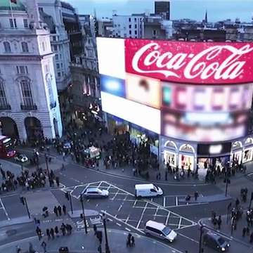 Just Dance Now Brings the Dance Floor to Piccadilly Circus