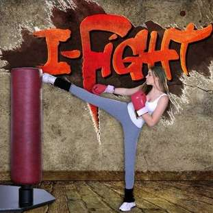 i-Fight Tests Players' Strength and Agility with Fighting Games