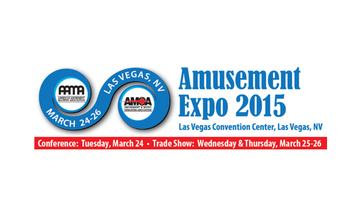 Amusement Expo 2015 Coming in March