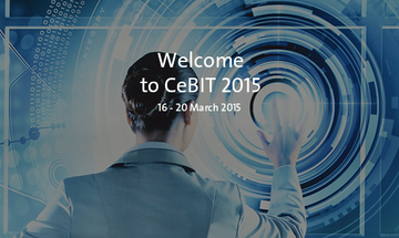 CeBIT 2015 Coming to Hannover in March
