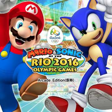 Mario & Sonic at the Rio 2016 Olympic Games Arcade Edition Lets Players Face off in Nine Olympic Sports