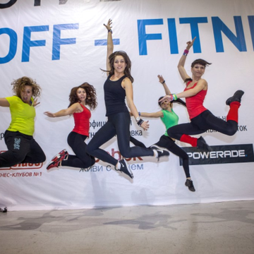 MIOFF – Fitness Russia 2013: Report