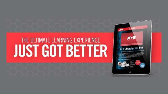 American Council on Exercise Launches ACE Academy Elite for iPad