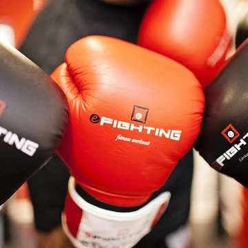 eFIGHTING Delivers Innovative Boxing Concept for Full Body Workout