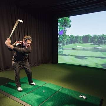 High Definition Golf Simulator: Closest to the Real Thing