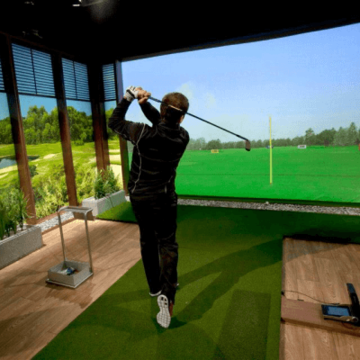 Performance Simulation Helps Pro Golfers Improve Their Game