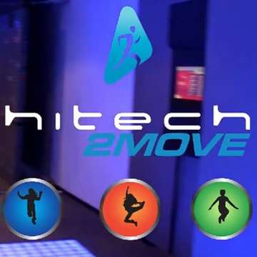 Hitech Fitness Concept for Gyms and Fitness Clubs