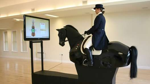 Racewood's Dressage Simulator Introduced to Dutch Equestrian Centre