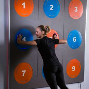 Pavigym Vertical 3.0 Brings Highly Interactive Zones to Fitness Clubs