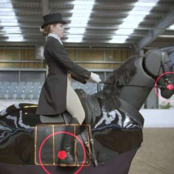 Racewood's Eventing Simulator Introduces Range of New Options
