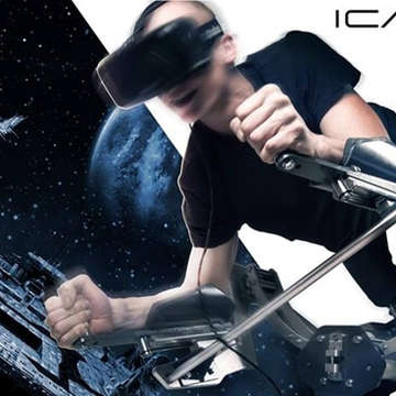 Icaros Flying Simulator Takes Fitness into Virtual Worlds