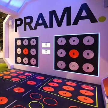 New PRAMA Interactive Fitness Platform Introduces Revolutionary Training Experience