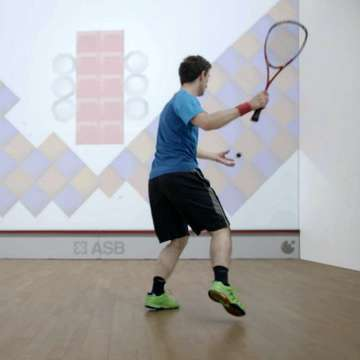 iSquash Revolutionizes Classic Game with Interactive Games and Training Modules