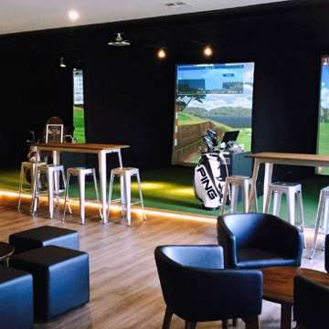 TruGolf Simulators Bring Fully Immersive Golf Practice and Play Experience to Indoor Environments