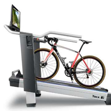 Tacx Delivers Smart Treadmill for Running and Cycling