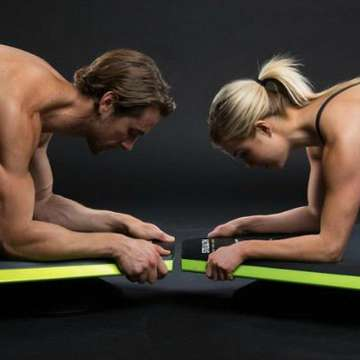 Stealth Core Trainer Uses Mobile Games to Help Users Tone Their Midsection