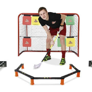 My Floorball Training Aids Improve Key Floorball Skills
