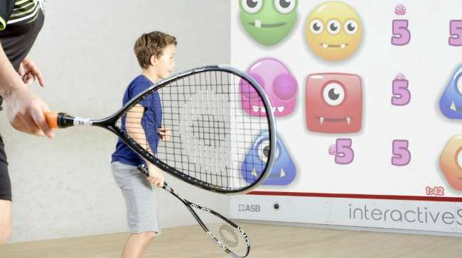 InteractiveSquash Adds Video Tracking and Analysis
