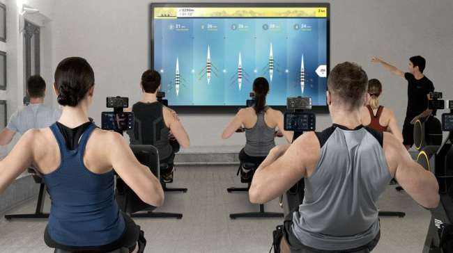Skillrow Indoor Rowing Solution Offers Cardio and Power Training to Boost Athletic Performance