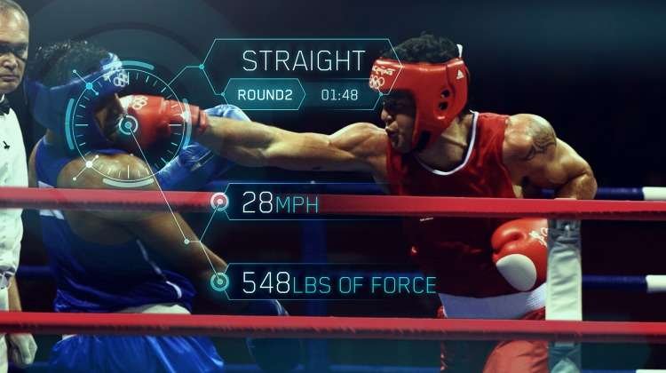 StrikeTec Sensors Help Boxers and MMA Fighters Improve Their Performance