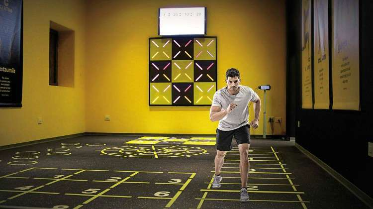 LedFLEX Interactive Floor Transforms Functional Training