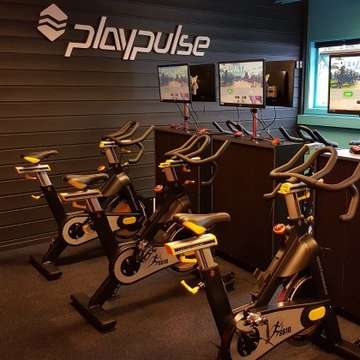 PlayPulse Gamifies High Intensity Indoor Cycling Workouts