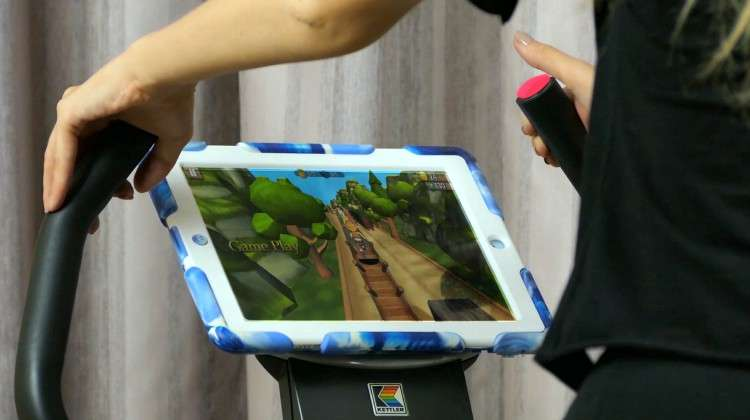 Playbike Turns Stationary Bike Workouts into Compelling Gaming Experiences