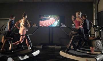 runBEAT Introduces Small Group Training and Virtual Running Competitions to Treadmills