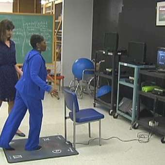 DDR Helps MS Patients with Balance Problems