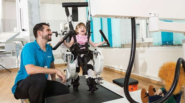 Gait Training For Children With Cerebral Palsy Fitness