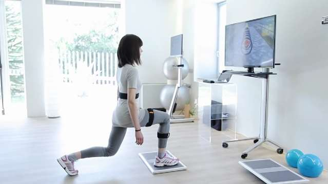 Riablo Delivers Functional Exercises for Orthopaedic Rehabilitation