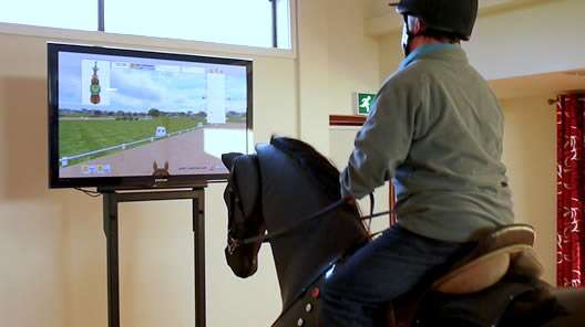 Racewood's RDA Simulator Allows the Disabled to Ride Safely