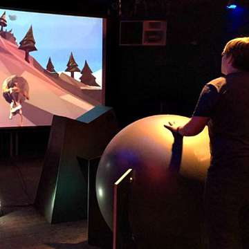 SisyFox Gamifies Sisyphus Myth to Engage Players in Playful Exercise