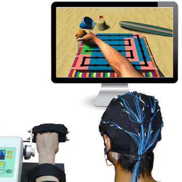 NBETTER Stroke Rehabilitation System Enhances Motor Recovery with EEG and Neurofeedback
