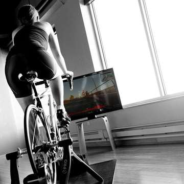 Performance Training with CycleOps Virtual Trainer