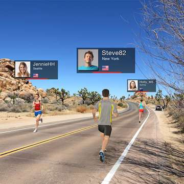 Paofit Turns Indoor Running Into a Fun, Social Experience