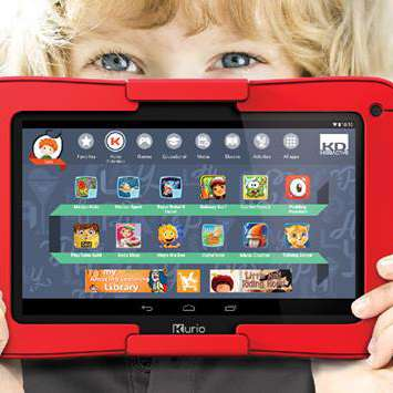 Kurio Xtreme Tablet Offers Motion Games for Kids