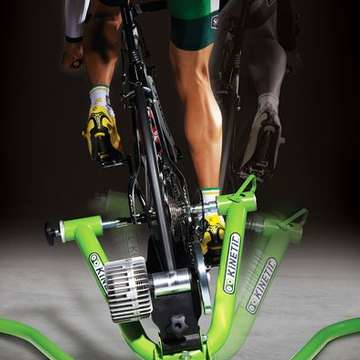 Kinetic Precision Bike Trainers Offer Superior Outdoor Ride Simulation