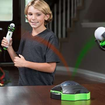 Virtual Pong Brings Table Tennis to the Living Room