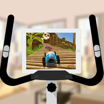 Vescape Launches New Interactive Indoor Cycling App