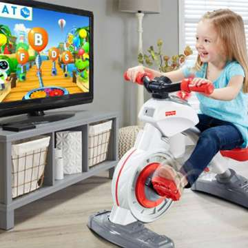 Fisher-Price Think & Learn Smart Cycle Engages Kids in Learning Games
