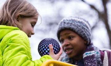 Hackaball Teaches Kids to Code Their Own Active Games