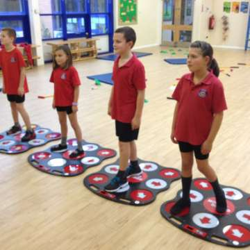 Cyber Coach Interactive Games Brought to Clifton Primary School