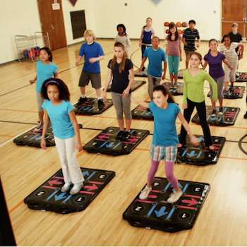 DDR Classroom Edition Fights Childhood Obesity in Schools