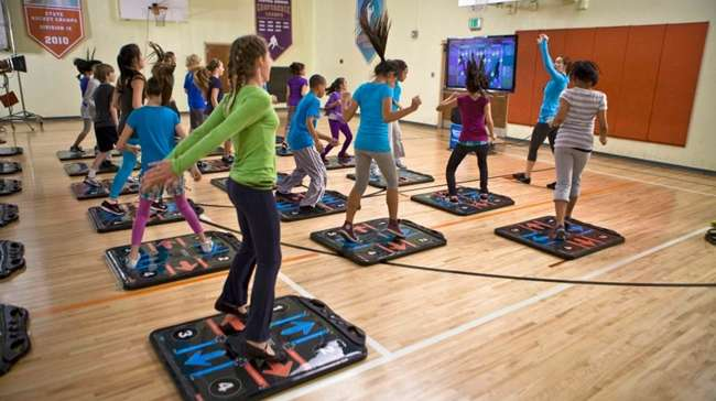DDR Classroom Edition Keeps Students Fit