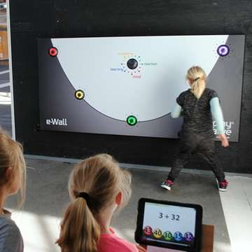 PlayAlive Interactive Electronic Playgrounds Revolutionize Outdoor Play