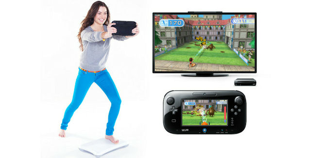 Nintendo 39 s wii u games added to norwegian cruise line ncl fitness gaming - Will wii u games play on wii console ...